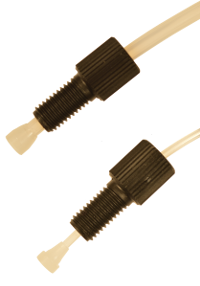 1/8 inch 1/16 inch tubing connectors with ferrules